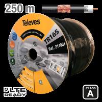 Koaksilani kabel RG11 Televes TR-165 Cu