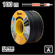 Koaksialni kabel TELEVES T-100 Cu-Cu