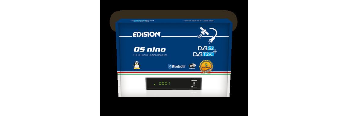 OS NINO DVB-S2+DVB-T2/C ENIGMA2/linux