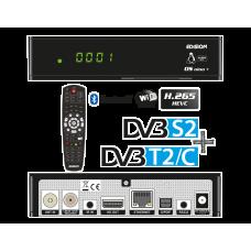 OS NINO+ DVB-S2+T2-C H.265/HEVC