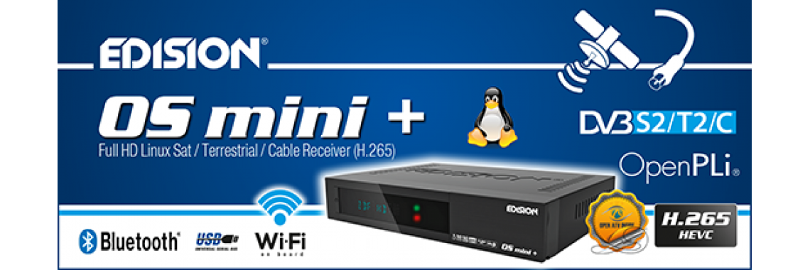 OS MINI+ ENIGMA2/linux