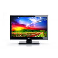 "TV XORO HTL 1546 15.6"" HD Ready triple tuner DVB-S2/T2/C HEVC, CI+, 12 V, multimedia player"