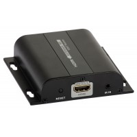 HDMI to IP Converter (additional receiver with RC extender)
