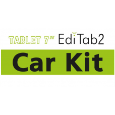 Car kit komplet (EdiTab2)