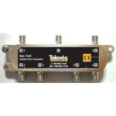7441 splitter 6 ways F ALL BAND DC