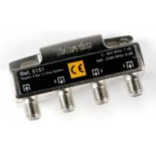 5151 splitter 3 ways F ALL BAND DC