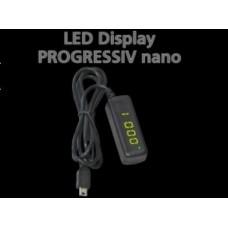 LED zaslon PROGRESSIV nano/hybrid