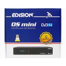 OS MINI linux satelitski sprejemnik (DVB-S2)+ IPTV