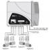 Modulator DVB-T MPEG-4/ MPEG-2, 4.vhodi, IP...